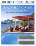 ARCHITECTURAL DIGEST - Fave decor magazine
