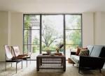 Charles Eames & Eero Saarinen Organic shell via Metropolitan Home