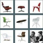 Charles & Ray Eames designs