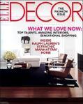 ELLE DECOR - A fave decor magazine
