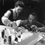 Designers Ray & Charles Eames