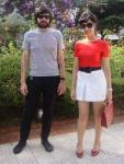 Brazil Street Style: Couple