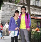 México City Street Style: Que linda pareja!