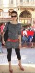 Istanbul Street Style: Fashion designer Eflan B.