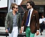 Italy Street Style: Men