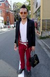 Japan Street Style: Men