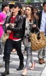 Japan Street Style: Couple
