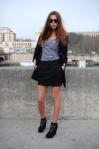 Street Style: Wearing Karl Lagerfeld