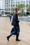Street Style: Model Karlie Kloss