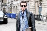 London Street Style: Men