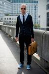 Street Style: Men