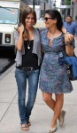 New York Street Style: Stylish Mother & Daughter