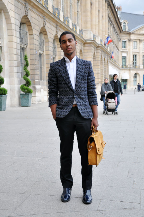 Paris Street Style Men Sabor Magazine