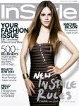Rachel Bilson cover of InStyle Magazine