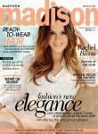 Rachel Bilson on cover of Australia's Madison Magazine