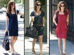 Rachel Bilson in Spring/Summer dresses