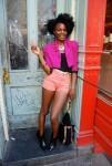 Africa Street Style: Retro Look