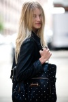Street Style: Anya Hindmarch Luxe Bag