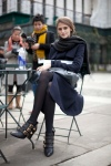 Street Style: Model Daiane Conterato