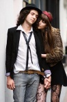 Street Style: Chic couple!