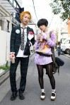 Tokyo Street Style: Couple