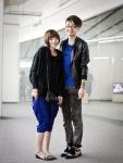 Street Style: Xu Shanshan & author Yuanyuan
