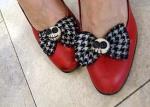 Istanbul Street Style: Fashion Designer Eflan B. customized shoes