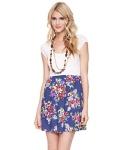 Flora Contrast Dress $12.80 @ Forever21