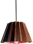 The NEST lamp shade from Fabrication Africa