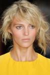 Anja Rubik presents Spring 2011 Makeup @ Michael Kors Fashion Show