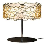 Glamour Table Lamp by Terzani
