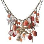 54Short Coral Necklace $39.99 @ Target