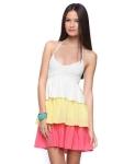Crochet Halter Dress $22.80 @ Forever21