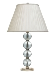 Stacked Glass Ball Table Lamp Ralph Lauren