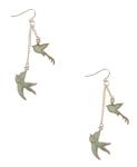 63Birds in Flight Earrings $2.80 @ Forever21