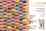 Sally Hansen Salon Effects Real Nail Polish Strips $10 & you get 2 applications per box