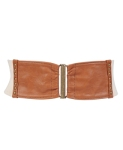 Leatherette Accent Belt $6.80 @ Forever21