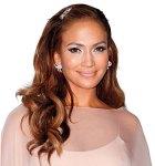 Clip Back Your Bangs like Jennifer Lopez
