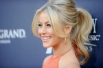 Julianne Hough wore possibly the world's perkiest ponytail
