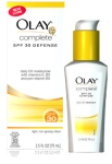 PROTECT YOUR SKIN: Olay Complete Defense Daily UV Moisturizer with SPF-30