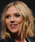 Scarlett Johansson's new short hairstyle