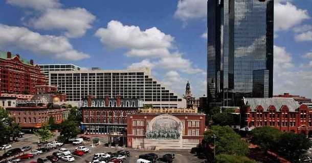 Ft worth sundance square moves ahead on plaza sabor - Interior design firms fort worth tx ...