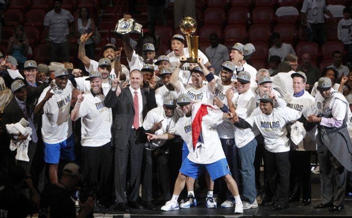 Dallas Mavericks 2011 NBA Champions